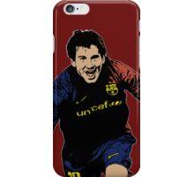 Messi | FC Barcelona iPhone Case/Skin
