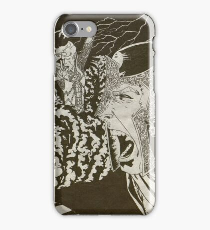 The best defense iPhone Case/Skin