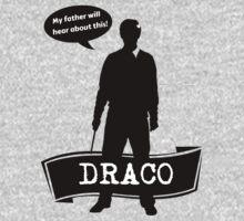 Draco Malfoy by Cirtolthioel