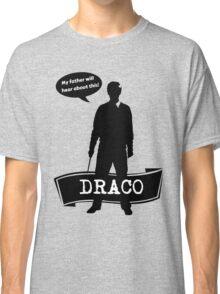 Draco Malfoy Classic T-Shirt