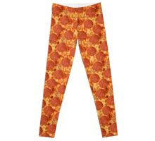 There Ain't No Party Like a Pizza Party Leggings