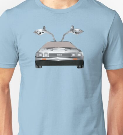 DMC DeLorean Unisex T-Shirt