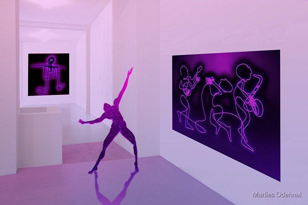 Dancing gallery by Marlies Odehnal