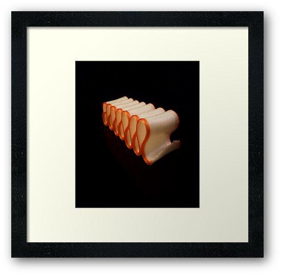 Ribbon Candy by Barbara Morrison