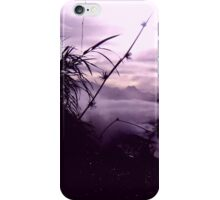 Machu Picchu mornings iPhone Case/Skin