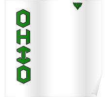OHIO Green Poster