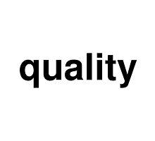 quality by ninov94