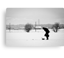OnePhotoPerDay Series: 352 by L. Canvas Print