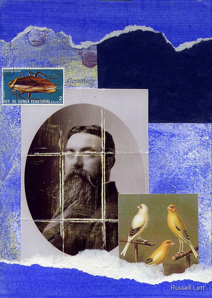 Genealogy by Russell Lett