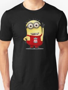 LIVERPOOL MINIONS Movie Despicable Me Football Funny T-Shirt