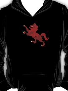 Celtic Wolf Rampant T-Shirt
