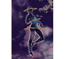 Saturn Dancer Photographic Print