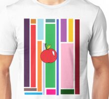 Apple print  Unisex T-Shirt