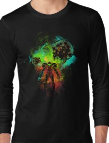 Bounty Hunter of Space Long Sleeve T-Shirt