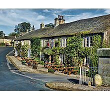 The Red Lion, Burnsall. Photographic Print