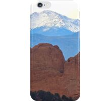 In the Presence of Greatness iPhone Case/Skin