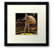 Meet Laura Framed Print