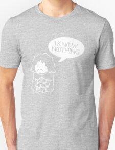 Game Of Thrones Inspired Jon Snow T-Shirt