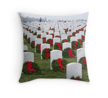 12-11-10 Throw Pillow