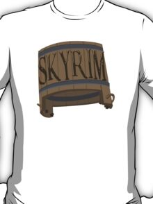 SKYRIM: BUCKET T-Shirt