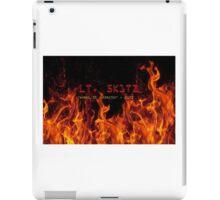 Channel Banner iPad Case/Skin