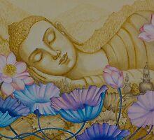 Serenity by Yuliya Glavnaya