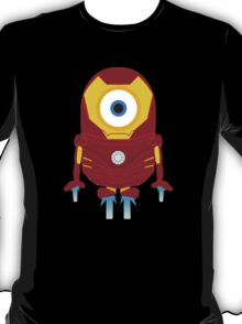 Minion Iron Man Funny T-Shirt