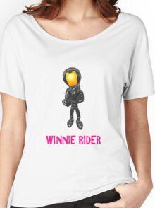 Winnie Rider Merch Women's Relaxed Fit T-Shirt