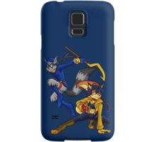 Cops and Robbers Samsung Galaxy Case/Skin