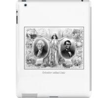 Presidents Washington and Lincoln iPad Case/Skin
