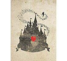 Retro Disney Photographic Print
