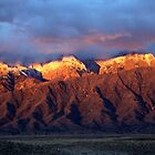 Mountains outside  Albuquerque, NM by Joe Bashour