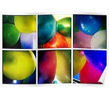 Balloons Poster