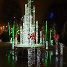 Festive fountain by bubblehex08