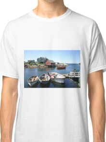 Peggy's Cove, Nova Scotia Classic T-Shirt