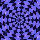 Lavender Kaleidoscope by Sarah Curtiss