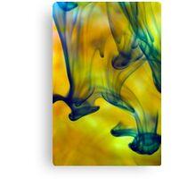 Dive Bomb Canvas Print