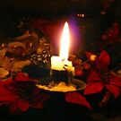 Christmas Candles by MaeBelle