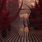 Dusk Inside My Mind by Catherine Liversidge