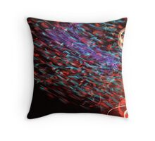 Activation by Bradley Blalock Throw Pillow