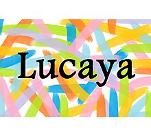 Team Lucaya Photographic Print