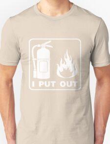I Put Out Firefighter Fireman T-Shirt