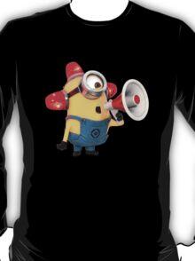 MINIONS POMPIERE T-Shirt