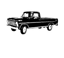 Ford F-100 Ranger 1969 by garts