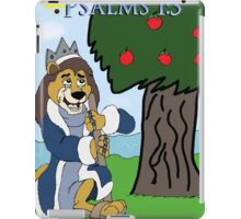 Planting The Seed Of God's Grace iPad Case/Skin
