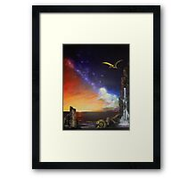 A Song at the Gates of Dawn Framed Print