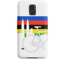 Cycle Kuala Lumpur Samsung Galaxy Case/Skin
