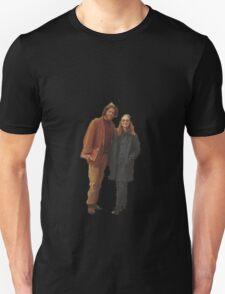 Bill and Hillary Clinton T-Shirt