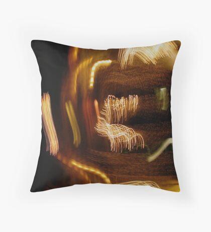 Thor by Bradley Blalock Throw Pillow