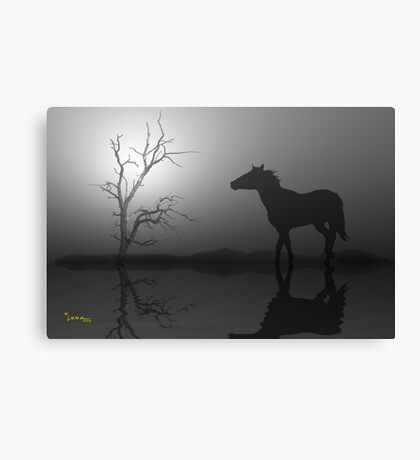 One Is A Lonely Number-2 Canvas Print